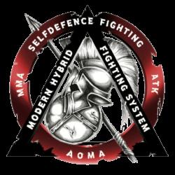 AOMA - Kampfpsort Schule München Ost Logo